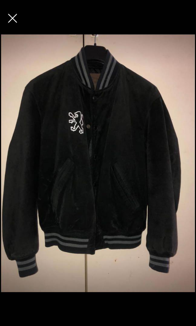 Men Large Varsity Jacket