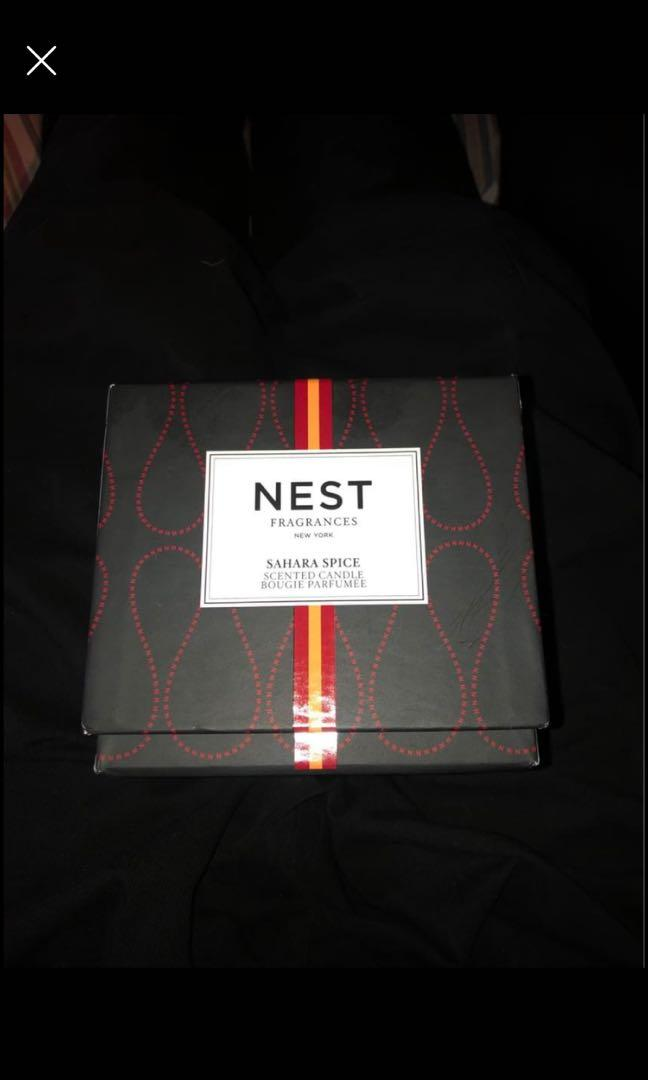 Nest Fragrances New York Sahara Spice Scented Candle 21.2 OZ 600 G