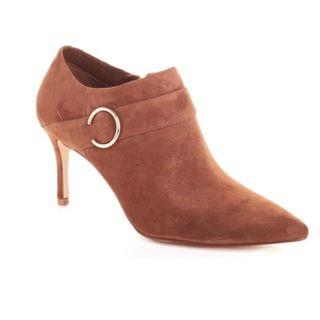 New Nine West Maillol Suede Ankle Boots Size 8