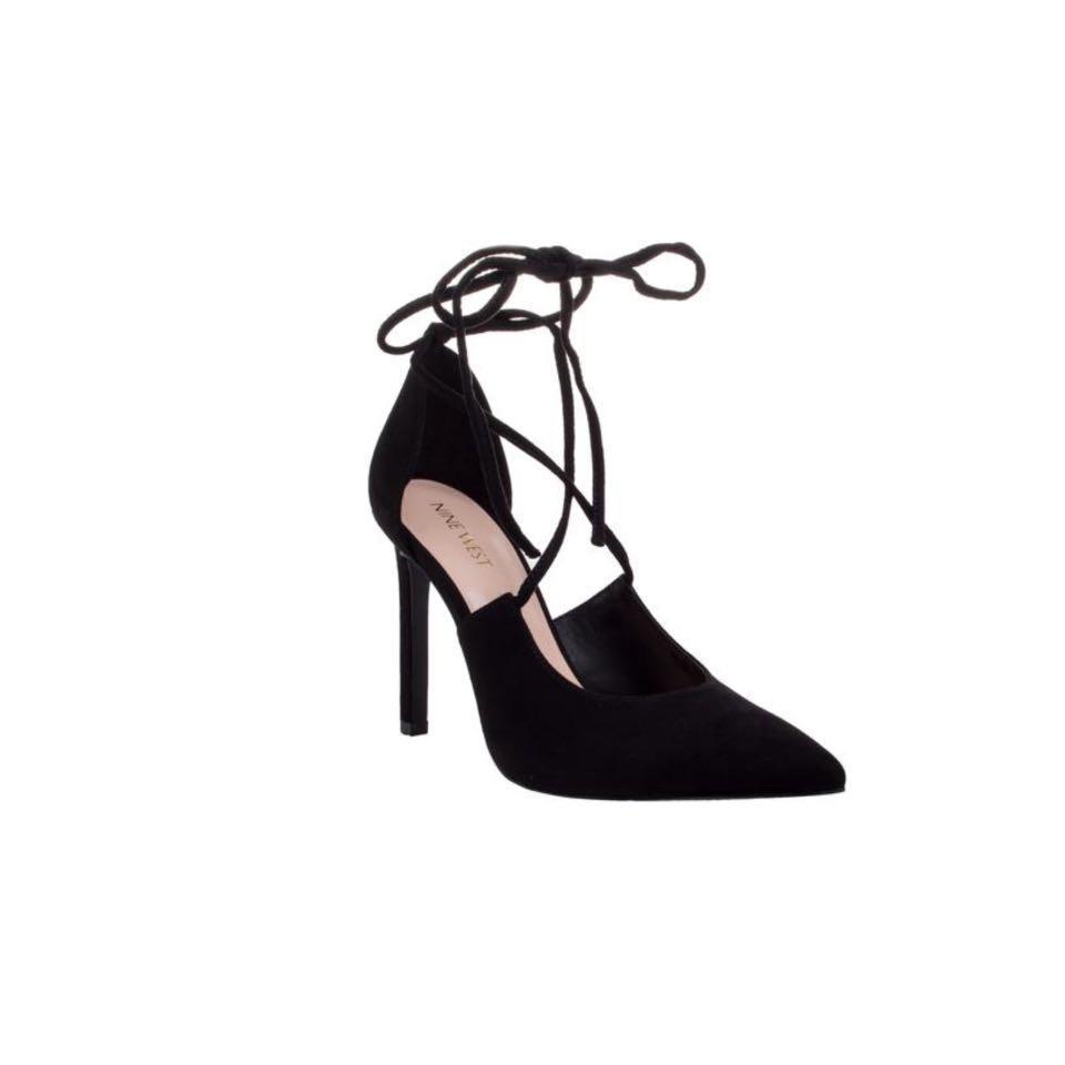 New Nine West Taina Stilettos In Black Size 8