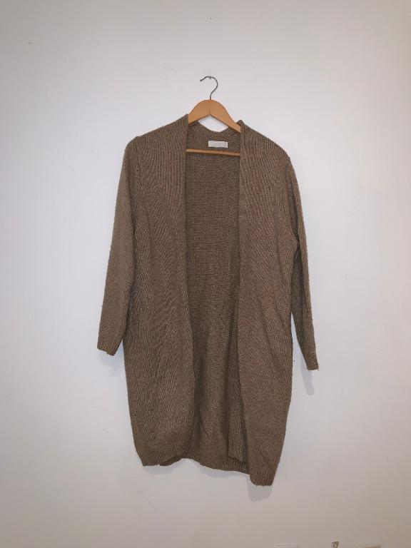Oak + Fort Knitted Cardigan