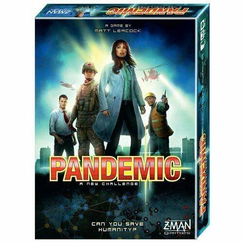 Pandemic French Version