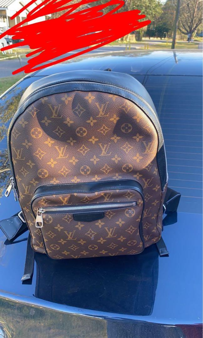 REAL LV Bag worn twice