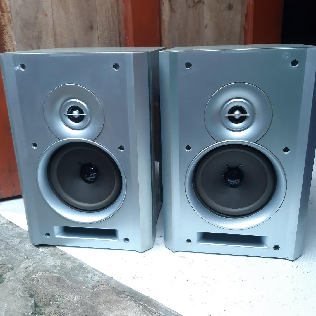 Speaker Pasif Polytron Dynamic Bass Boost