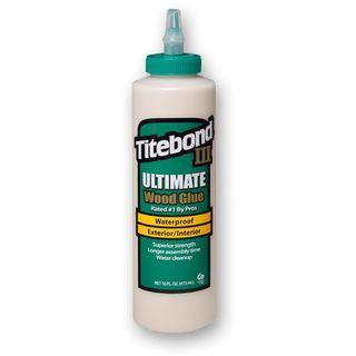 Titebond III Ultimate Wood Glue 473ml