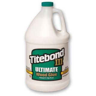 Titebond III Ultimate Wood Glue 1Gallon