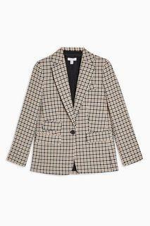 Topshop single breasted blazer