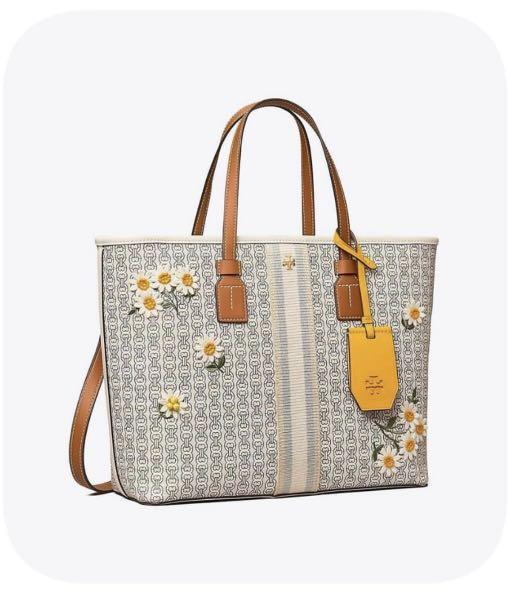 Tory Burch - Gemini Tote Bag Daisy