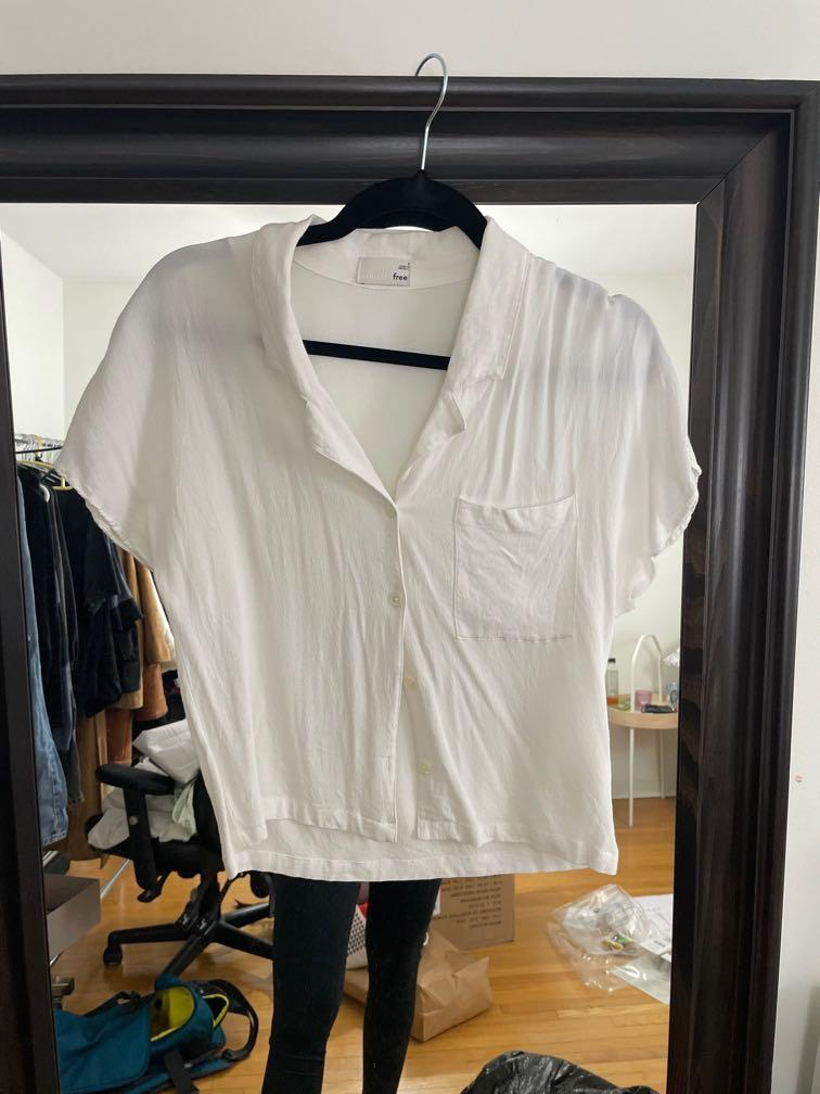 Wilfred free blouse size small