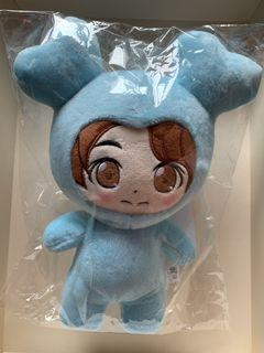 WTS twicelights in Japan nayeon lovely soft toy