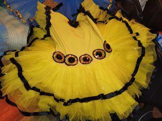 Yellow Ballerina/ Banana Costume