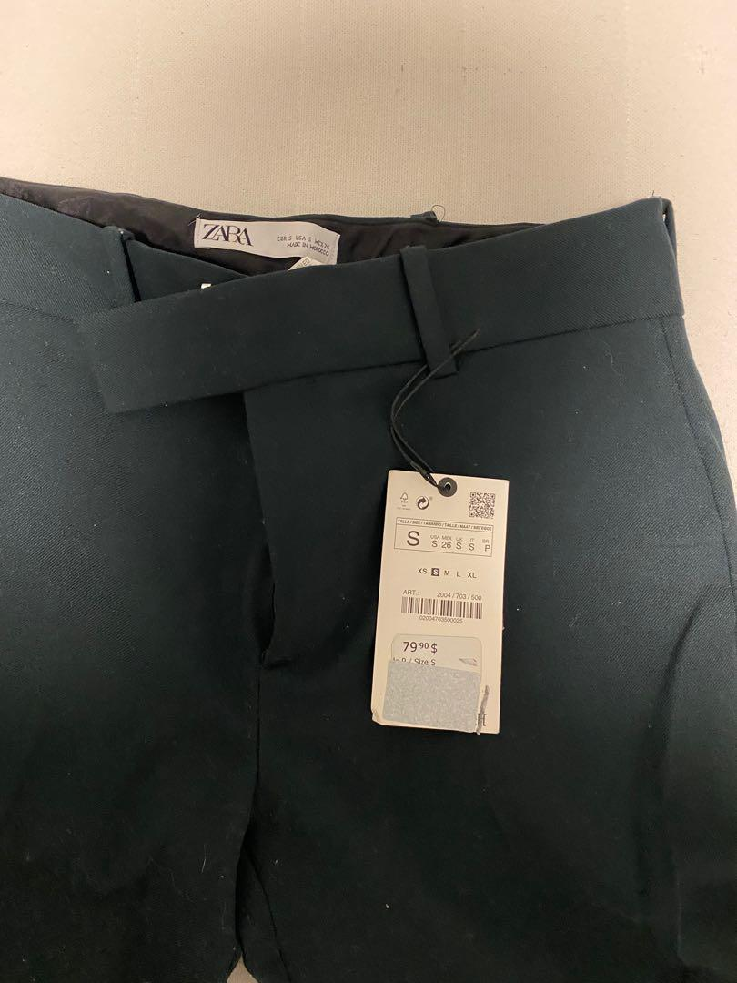 ZARA Straight Dress Pants
