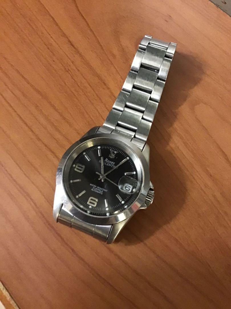 羅絲范倫鐵諾機械錶