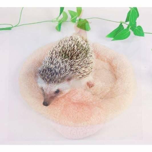 冬天保暖棉窩墊 適合各式小寵物(駝色)