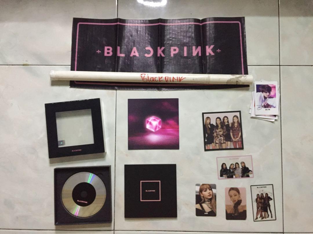Album BLACKPINK (1st mini square up)
