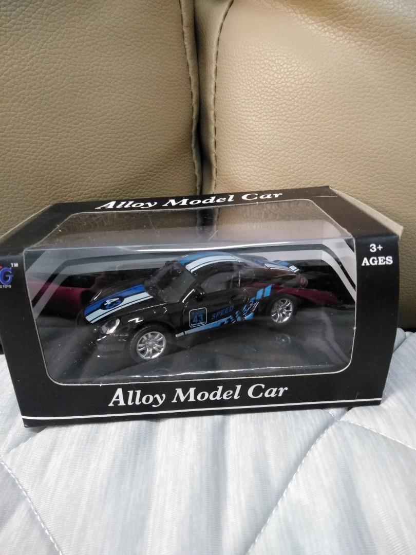 #全新未拆.Alloy model car模型車