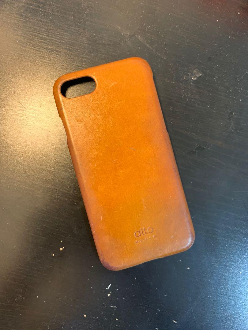 alto 手機殼 iphone7尺寸/棕色二手