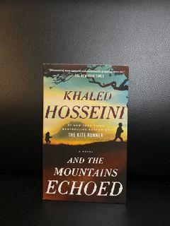 And the Mountains Echoed (Paperback) by Khaled Hosseini