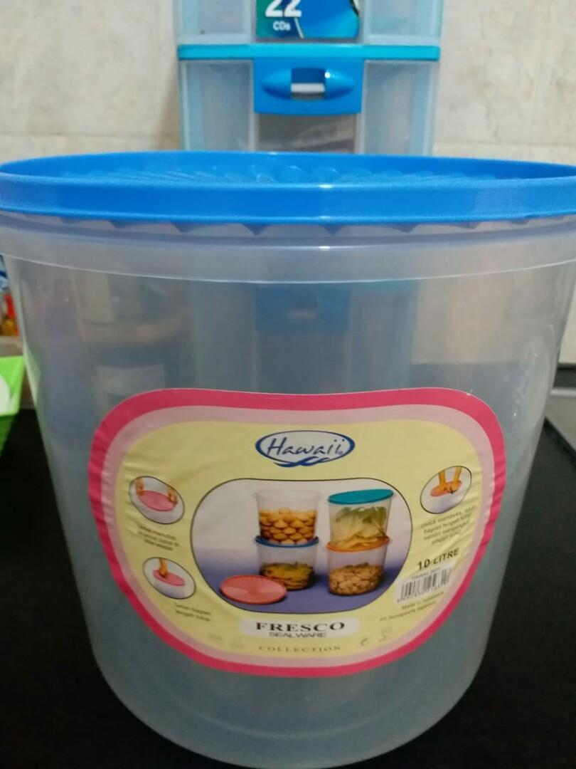 #awal2021 Plastik serba guna 10 liter/kotak peyek/kerupuk gorengan  per pcs