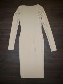 Boom boom the label bodycon dress