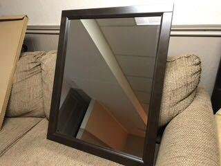Brand New Mirror with Wooden Frame