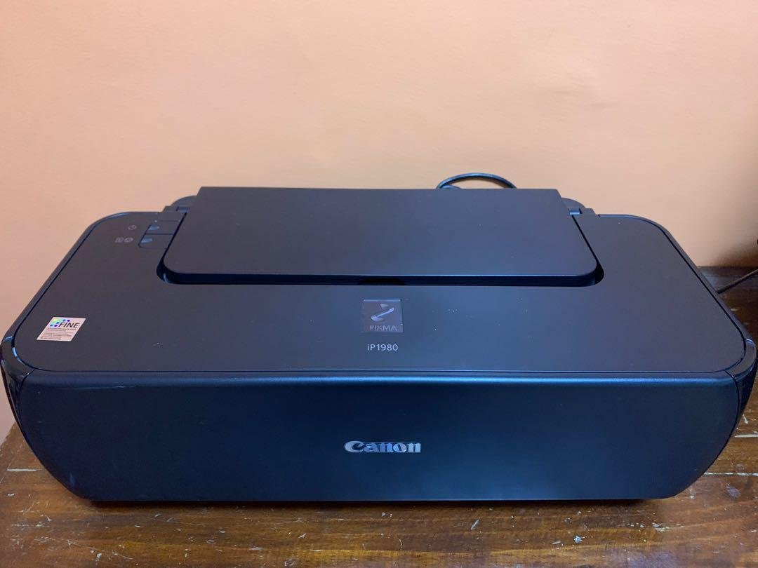Canon Ip1980 Electronics Printers Scanners On Carousell