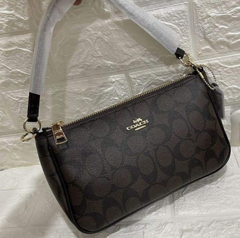Coach Top Handle ONLY 850! authentic 100%