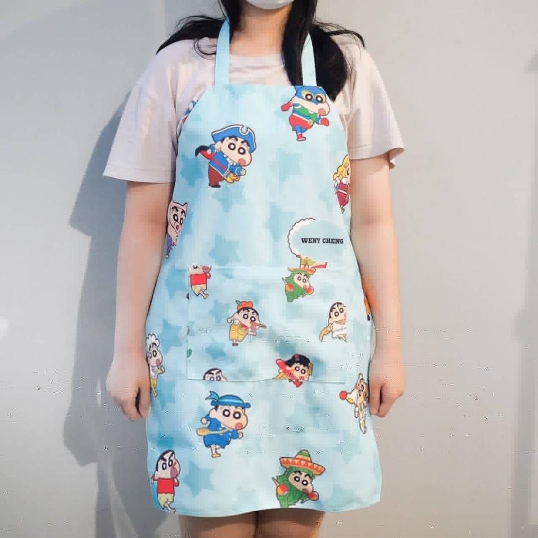 Customized apron