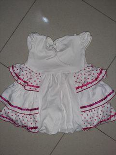 Dress bayi balon