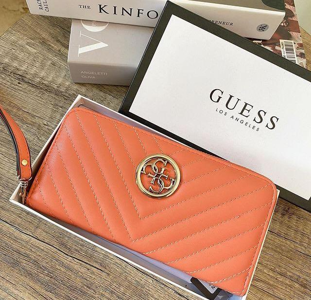 Guess Quilted Wallet