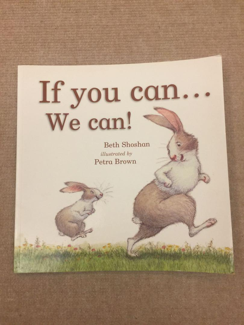 If you can ... We can !