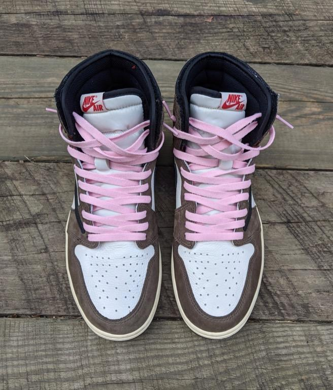 Jordan x travis scott VNDS checkcheck approved