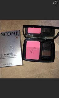 Lancôme Blush in Cosmopolitan Pink