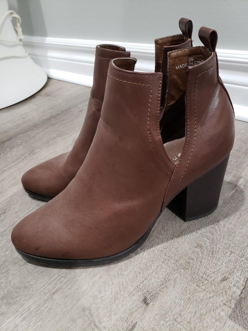 Madden Girl booties - Size 39