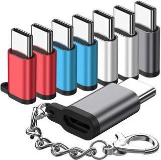 Micro USB 轉 USB C converter