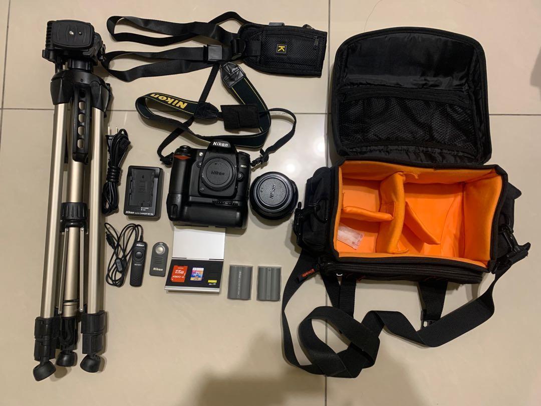 Nikon D80 全套二手美機 初學者入門首選