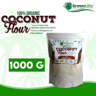 Organic Coconut Flour 1000g