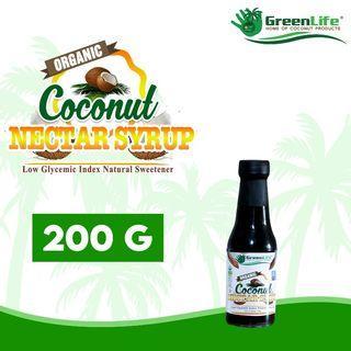 Organic Coconut Nectar Syrup 200g
