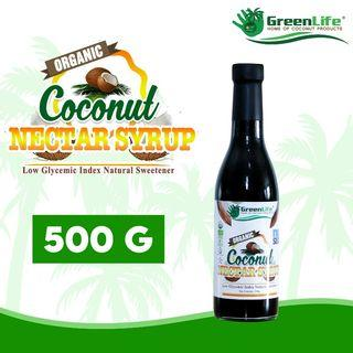 Organic Coconut Nectar Syrup 500g