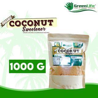 Organic Coconut Sugar 1000g