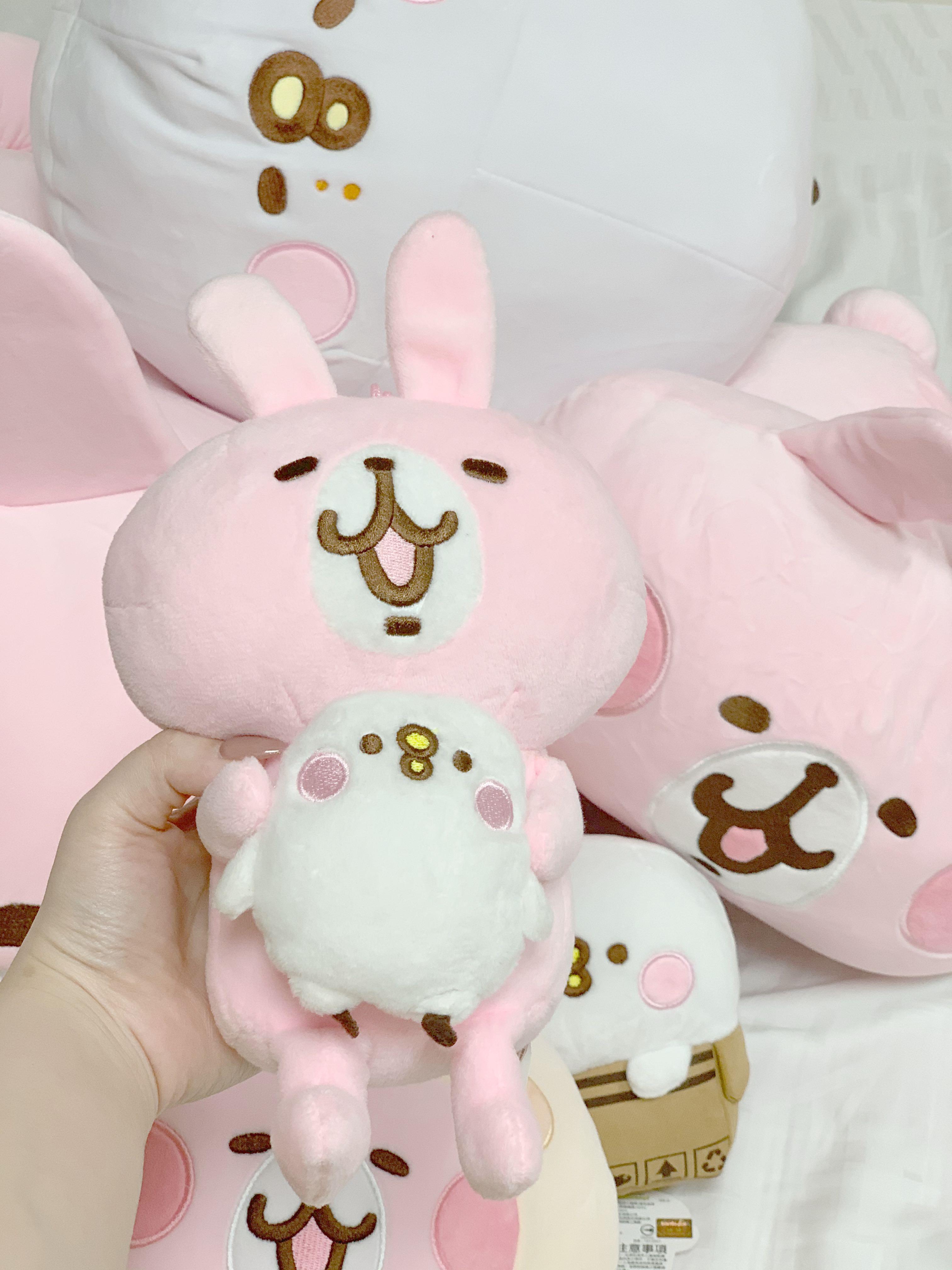 卡娜赫拉兔兔與P助