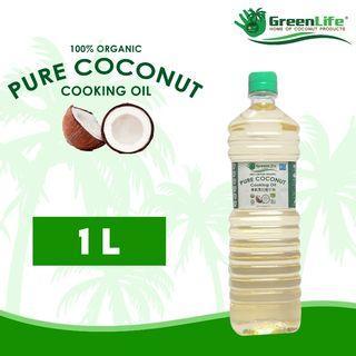 Pure Coconut Cooking Oil 1L