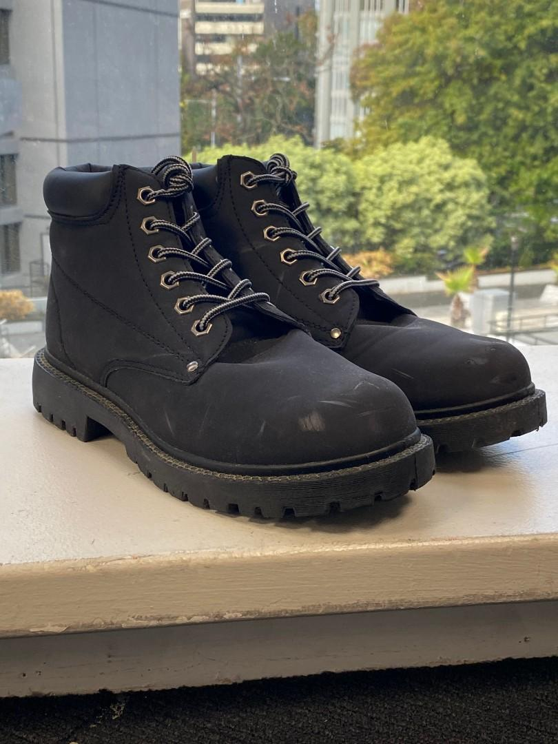 Rivet Workwear - Safety Boots - Hard Wear/Hard Work