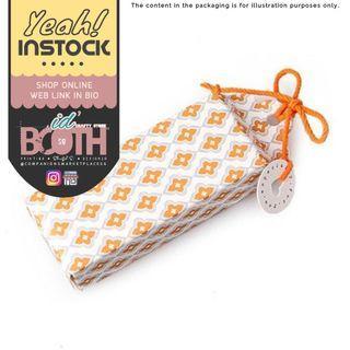 (🌼SALE) Orange Boxes with Ribbon