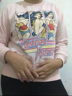 sweatshirt wonderwoman