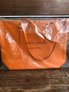 Tas oriflame orange