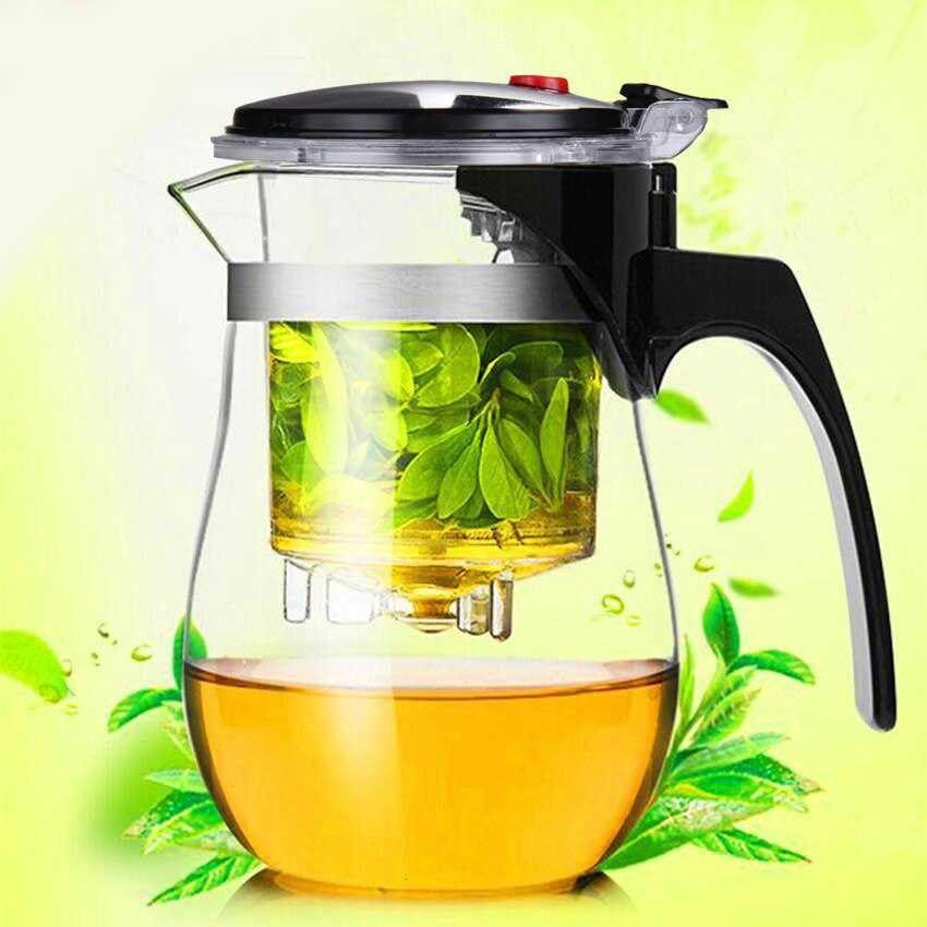Teko Pitcher Teh Chinese Teapot Maker 500ml