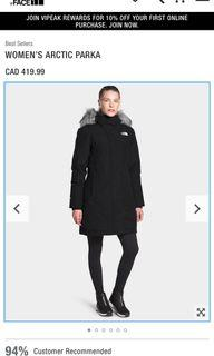 The North Face- Women's Arctic Parka