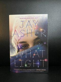 What Light (Paperback) by Jay Asher - Brand New