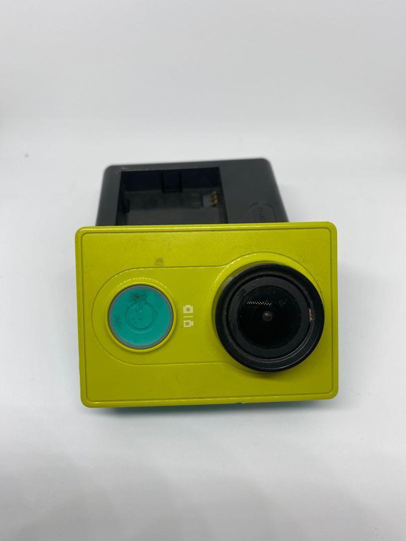 Xiao Yi Action Cam camera vlog motovlog mulus